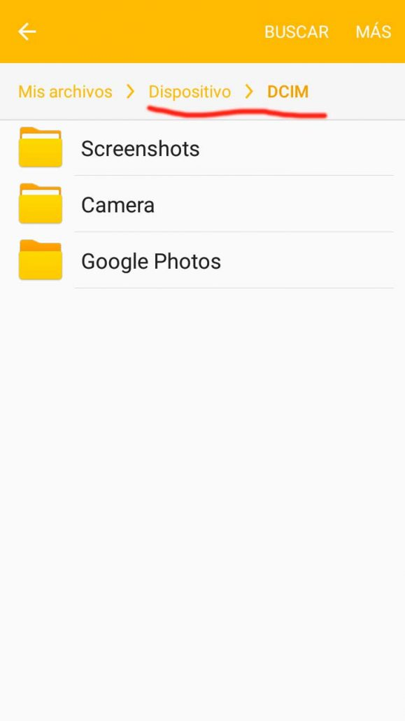 trabajar en la nube con google fotos
