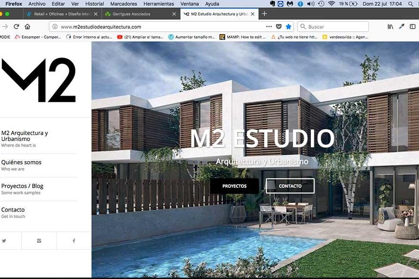 Curso de diseño gráfico y web en la Casa de la Cultura de Torrejón de Ardoz 2018-2019