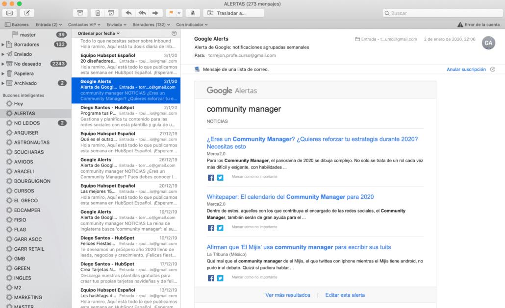 mail de mac